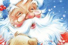 Рождественские открытки! )))