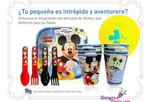 Fiesta de Mickey Mouse / Ideas y artículos para una fiesta de cumpleaños de Mickey Mouse