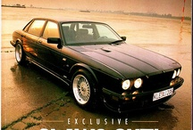 Jaguar/Daimler / Jaguar en Daimler cars.