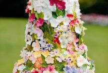 Wedding Cakes - Floral