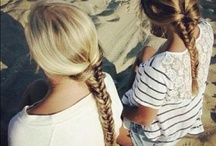 Summer Holiday Hairstyles
