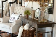 Traditional meets farmhouse
