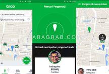 Cara Menggunakan Grab / Kumpulan artikel tentang cara menggunakan layanan aplikasi Grab seperti Grabbike, GrabCar, GrabFood dan lain-lain.