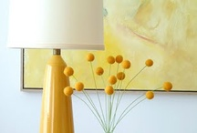 yellow for the house / by Hannah Gagliardi