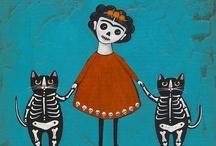 El Día de los Muertos / by Katherine Kirchner