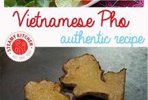 Asian Recipes / by Mailisia Lemus