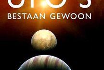 UFO's, ET, Buitenaards leven