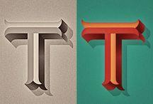 T - t / Billeder af bogstavet 'T'