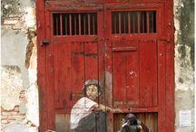 S T R E E T A R T / Street art from around the world....
