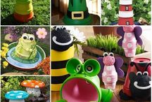 Stuff to do with kids for the garden