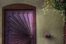 about doors/knockers/handles..