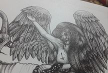 Hand Drawing Artwork / hand drawing artwork made by me