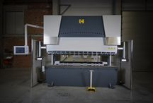 CNC Press Brakes / When it comes to cnc press brakes, Haco is a major player in its league.  / by The Haco Group