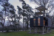 locuințe mici în natură