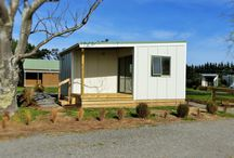 Our 2 Room Family Cabins / Some pictures of our new 2 room family cabin, opened October 2014.