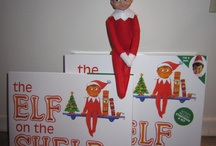 ELF on the SHELF / by Michelle Roy