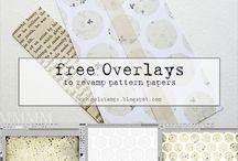 Overlays & Texturen