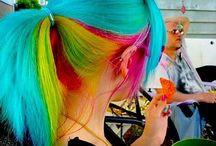 hair laa laa / by Rosanna Handy