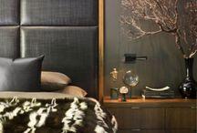 Swank Retreat / Master Bedroom / by Dena Swift