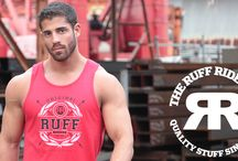 Ruff Riders / T-shirts for men