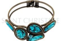 Vintage Bracelets / by saint christine