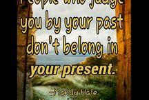 Past Quotes ❤