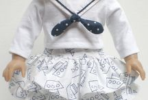 Doll outfits