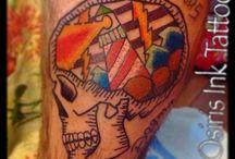 Osiris InK Tattoo / Tattoo Shop ! Musile di Piave Italy