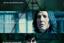 Harry Potter / by Erin Skibinski
