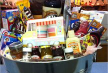 fundraiser baskets / by Shelley McManus