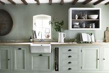 Neptune kitchen lovely colour