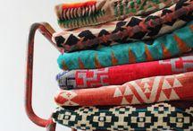 Inspiration - Walls & Textiles