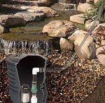 Woda ogród