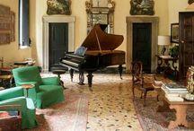Art  • Villa Albergoni Moscazzano