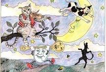 Nursery Rhyme and fairytale Themes