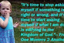 Conservative Christian Moms Group Board / Pin all of the things you want to share with other Conservative Christian Moms!  Let's encourage one another and share tips and tricks too! / by Conservative Christian Mom