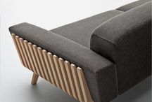 Wooden Sofà
