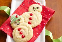 Christmas Cookies / by Crystal Sendler