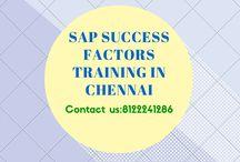 SAP Success Factors Training in Chennau