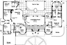 Layouts / Floor Plan / Design  / by Yousef Al Mulla
