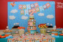 Party Ideas / by Juliana Castro