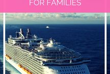 Cruises - Travel Ideas for Families / Everything you need to know to plan an amazing cruise vacation for your family! | Cruise Tips | Best Cruises | Travel Tips and Tricks | Spring Break | Family Vacation | Group Trip | Multi Generational | Family Reunion | Caribbean Cruise | Disney Cruise | Royal Caribbean | Carnival Cruise | Norwegian Cruise | Princess Cruise | MSC Cruise