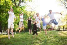 Family photo ideas / by Jessica Crawford