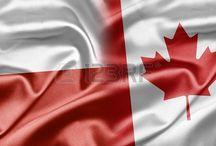 a hybrid identity / a Polish Canadian.