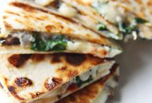 Quesadillas, Tacos & Sandwich