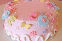 Fondant cake idea for beginner