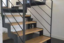 stairs iron