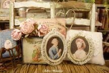 Saint-Valentin en miniature - Miniature Valentine's Day