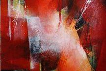 Abstract Art-Mixed Media