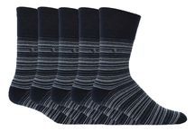 Men's Funky Gentle Grip Socks